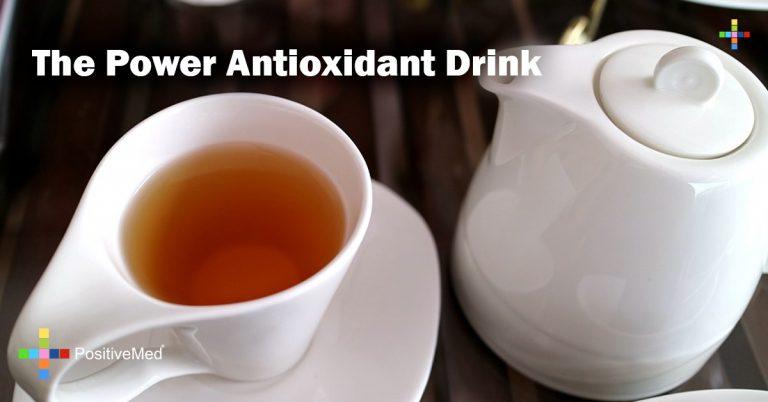 The Power Antioxidant Drink