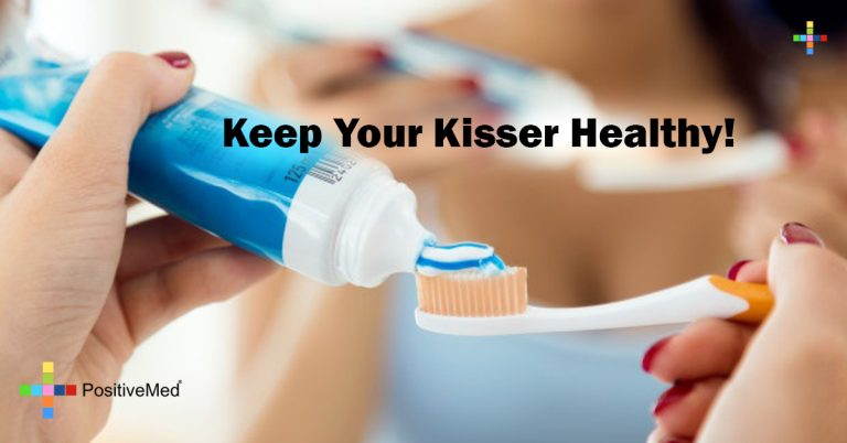 Keep Your Kisser Healthy!