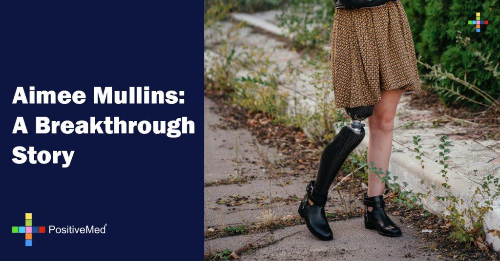 Aimee Mullins: A Breakthrough Story