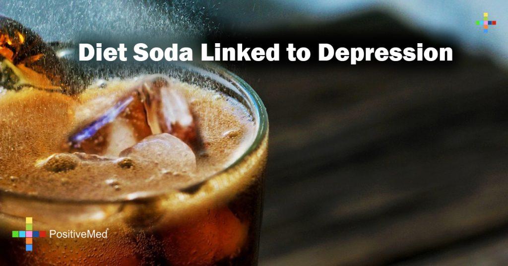 Diet Soda Linked to Depression