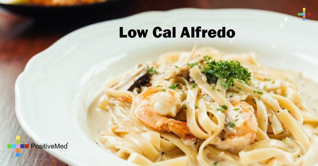 Low Cal Alfredo