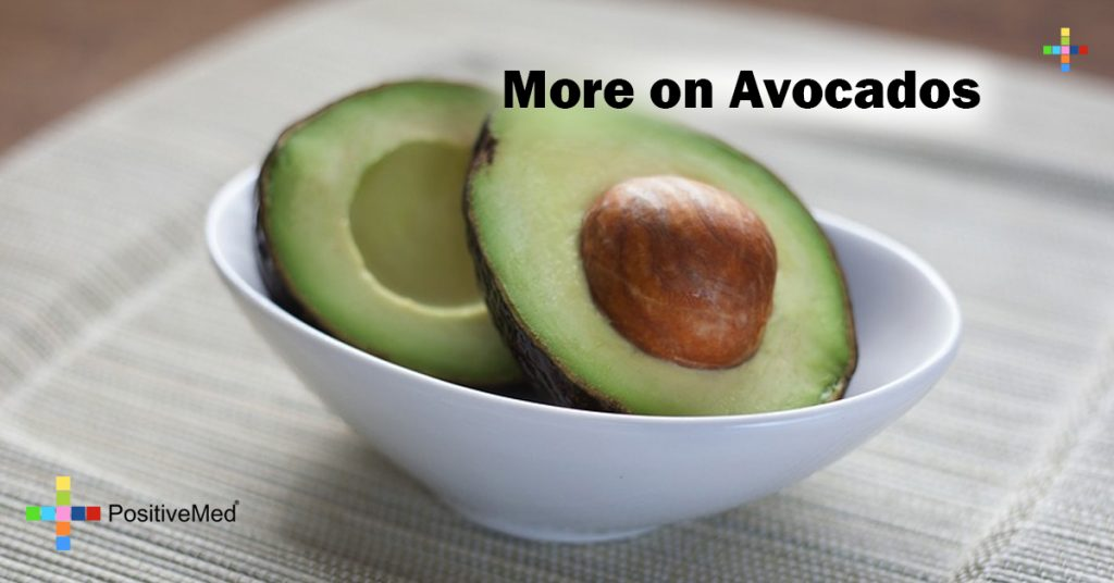 More on Avocados