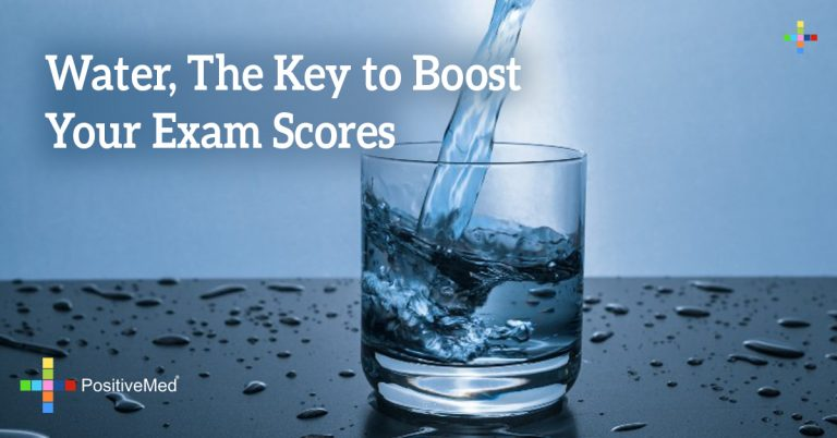 Water, The Key to Boost Your Exam Scores