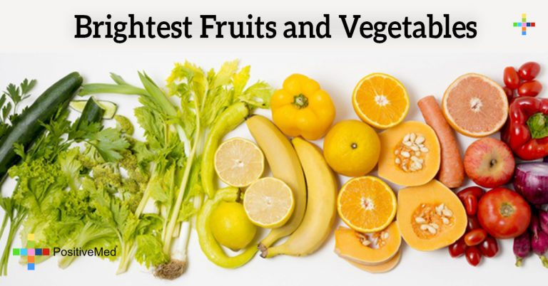 Brightest Fruits and Vegetables