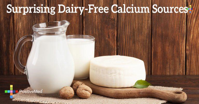 Surprising Dairy-Free Calcium Sources