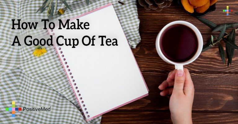 How To Make A Good Cup Of Tea