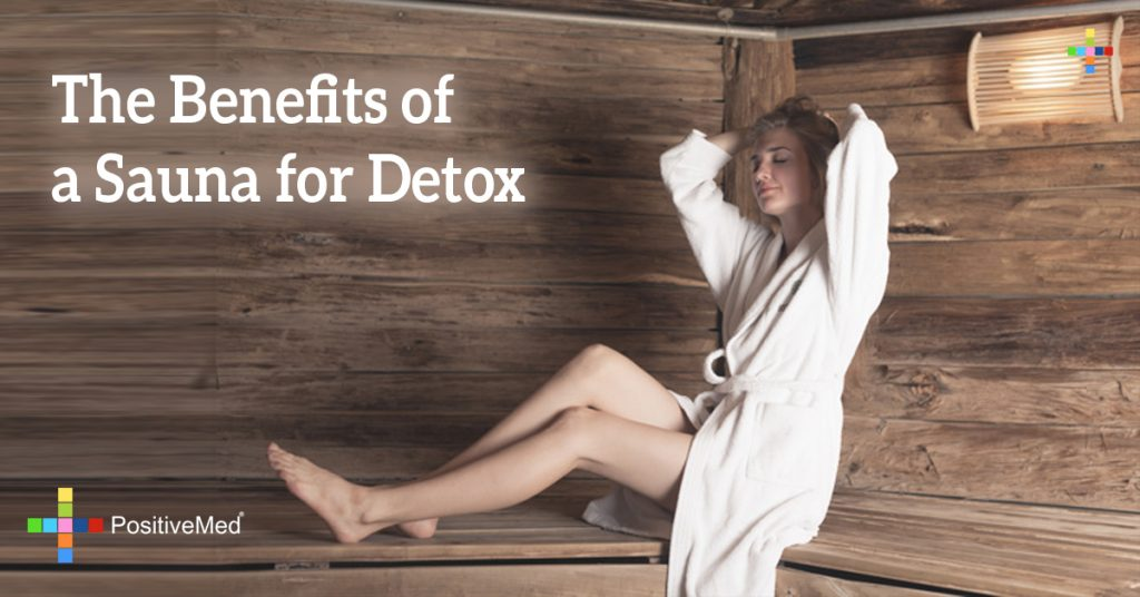 The Benefits of a Sauna for Detox