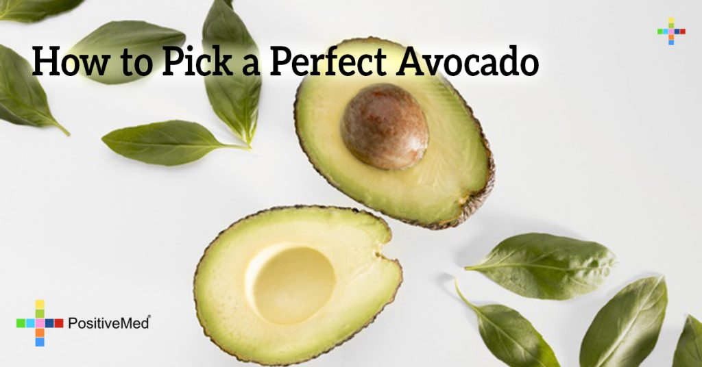 How to Pick a Perfect Avocado