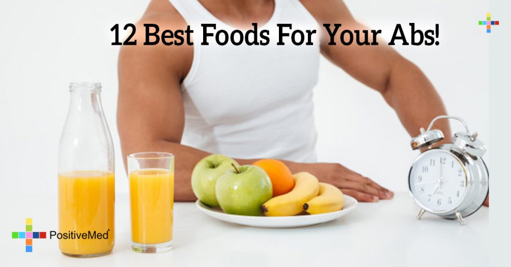 12 Best Foods For Your Abs!