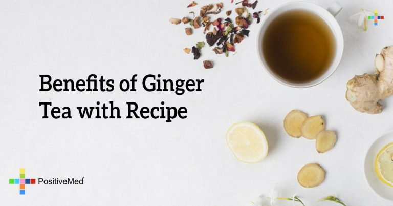 Benefits of Ginger Tea with Recipe