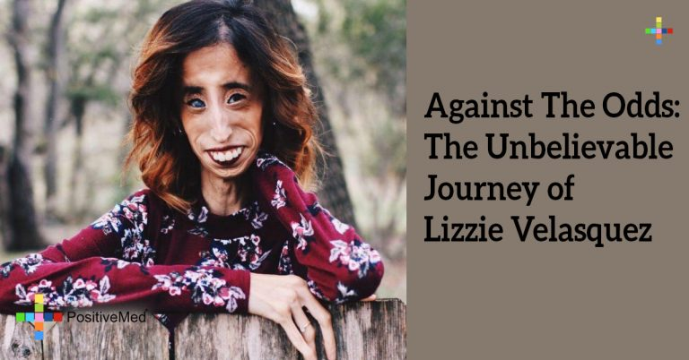 Against The Odds: The Unbelievable Journey of Lizzie Velasquez