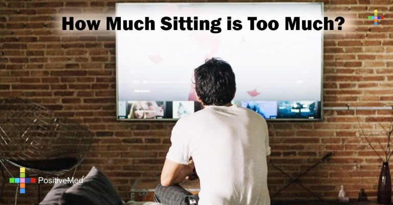 How Much Sitting is Too Much?