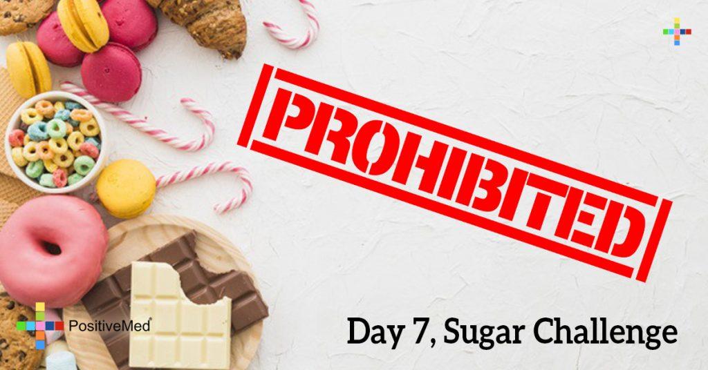 Day 7, Sugar Challenge