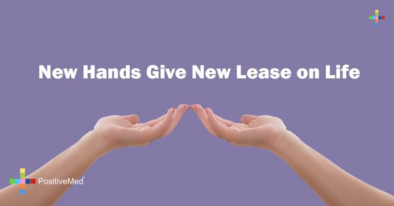 New Hands Give New Lease on Life
