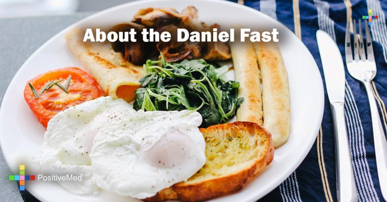 About the Daniel Fast
