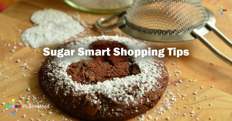 Sugar Smart Shopping Tips