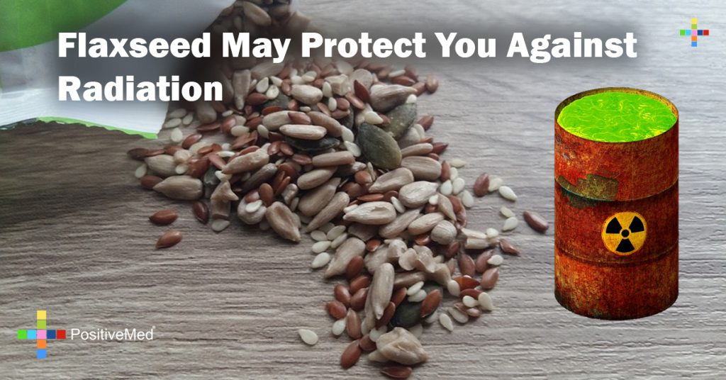 Flaxseed May Protect You Against Radiation