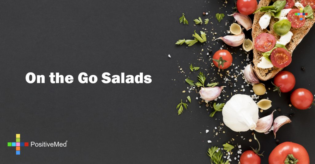 On the Go Salads