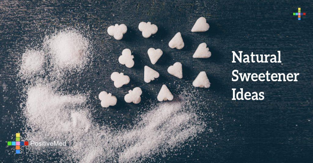 Natural Sweetener Ideas