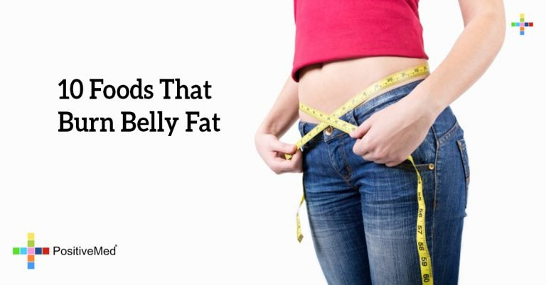 10 Foods That Burn Belly Fat