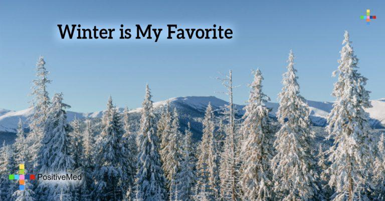 Winter is My Favorite