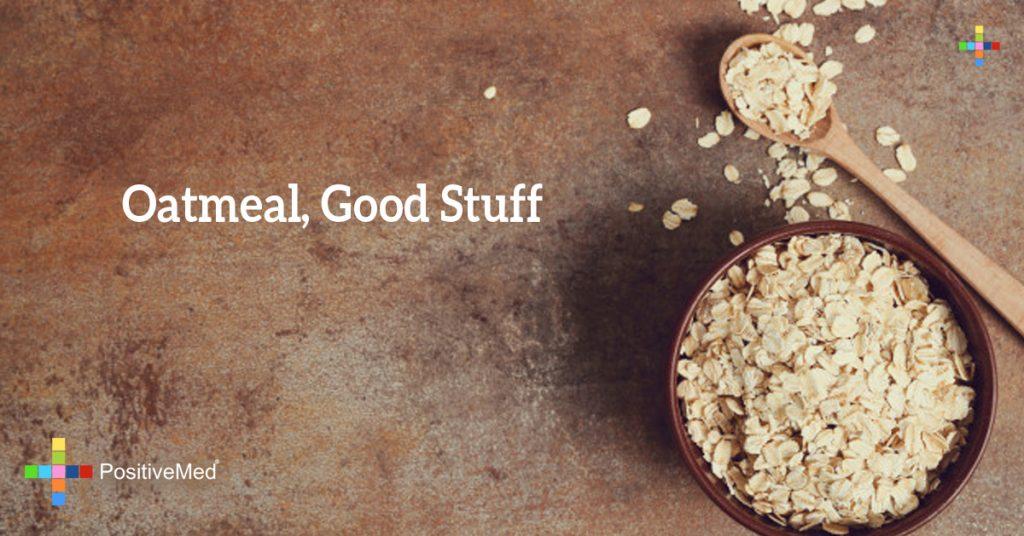 Oatmeal, Good Stuff