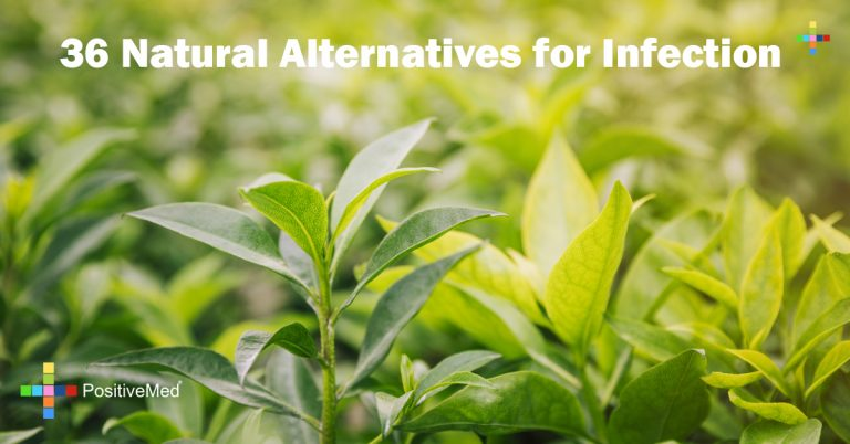 36 Natural Alternatives for Infection