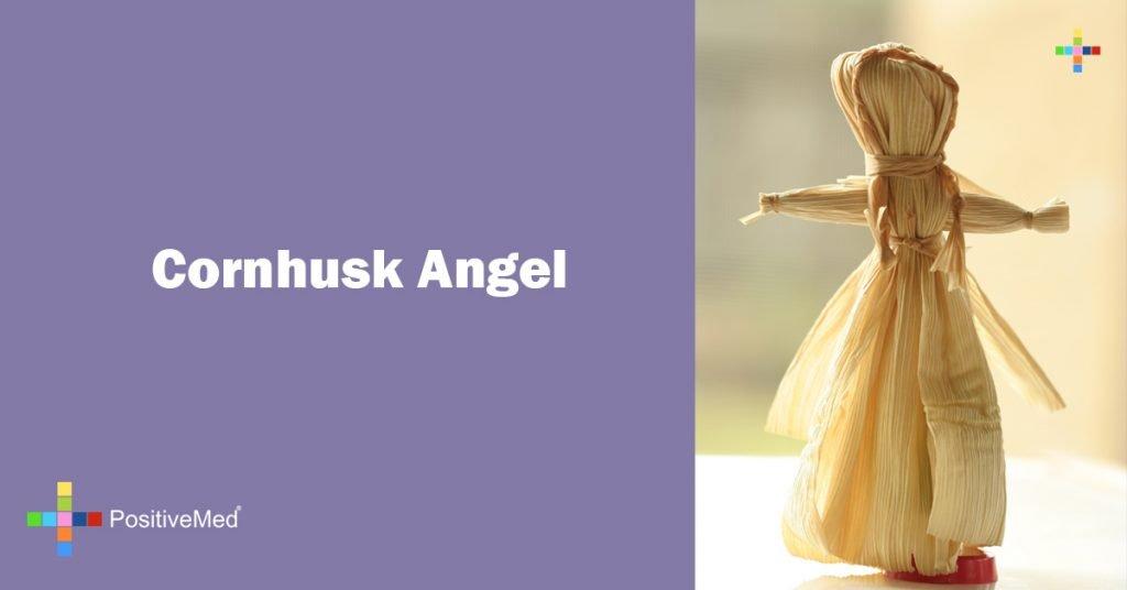 Cornhusk Angel