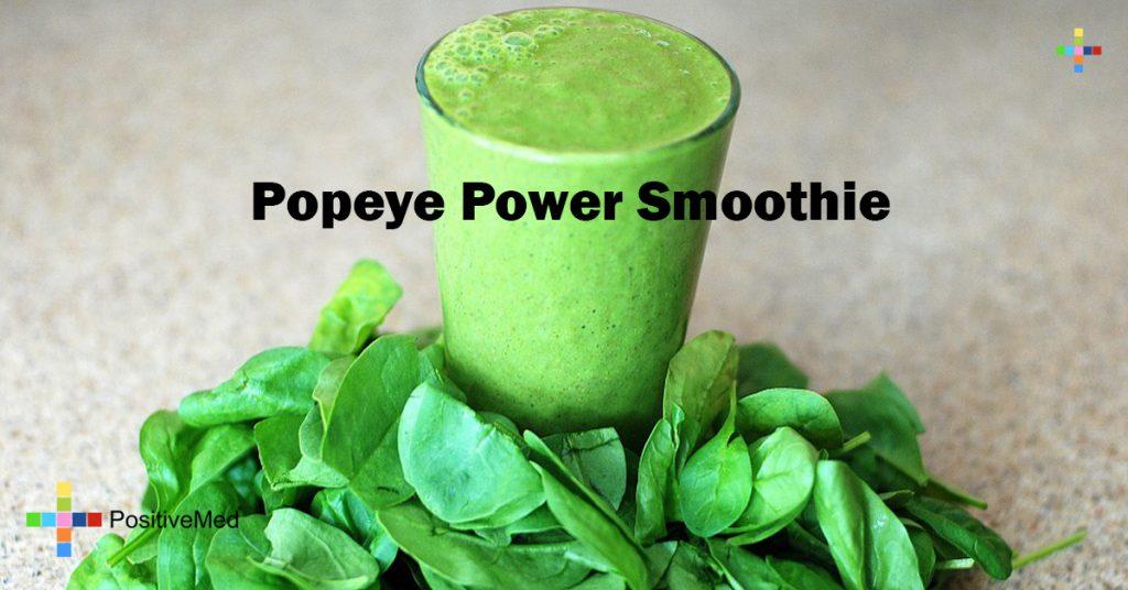 Popeye Power Smoothie