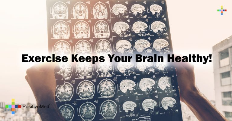 Exercise Keeps Your Brain Healthy!