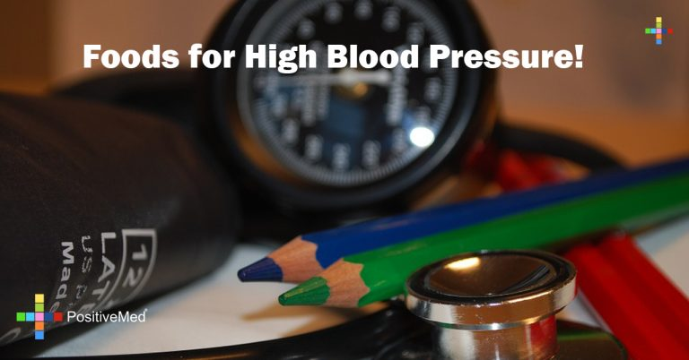 Foods for High Blood Pressure!