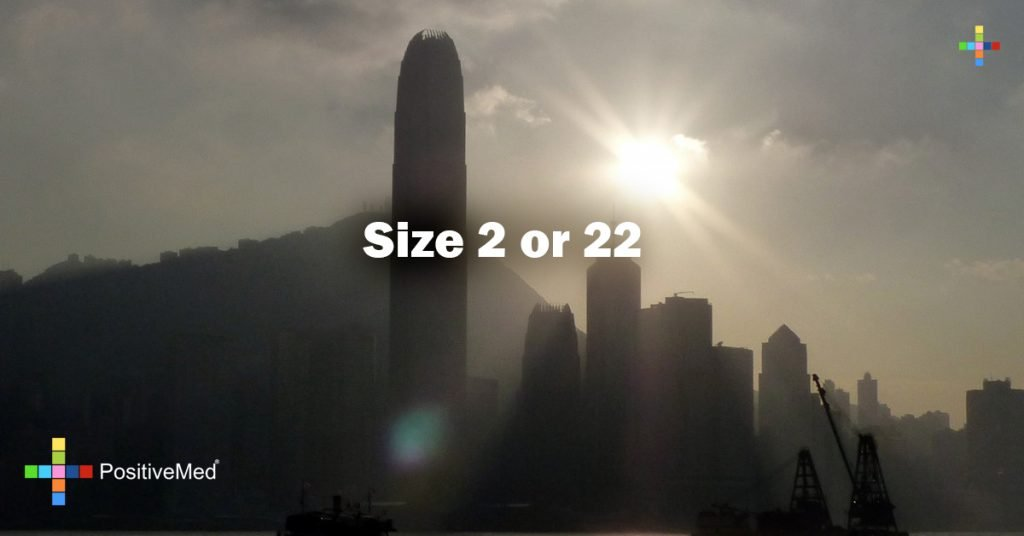 Size 2 or 22