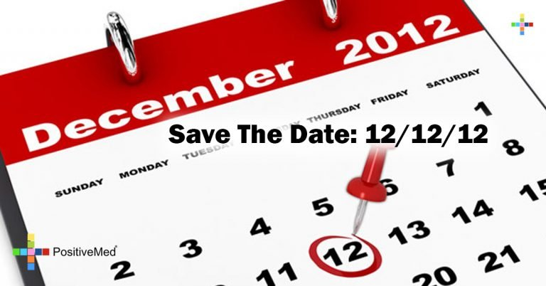 Save The Date: 12/12/12