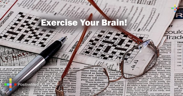 Exercise Your Brain!