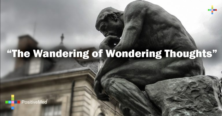 """""""The Wandering of Wondering Thoughts"""""""