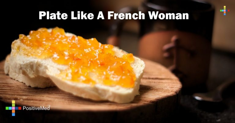 Plate Like A French Woman