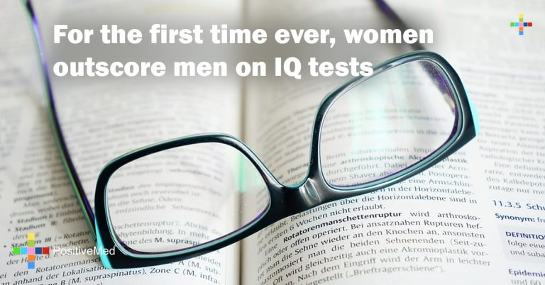 For the first time ever, women outscore men on IQ tests