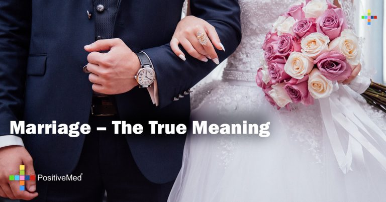 Marriage – The True Meaning