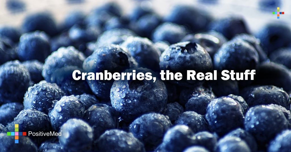 Cranberries, the Real Stuff