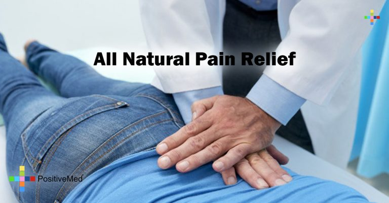 All Natural Pain Relief
