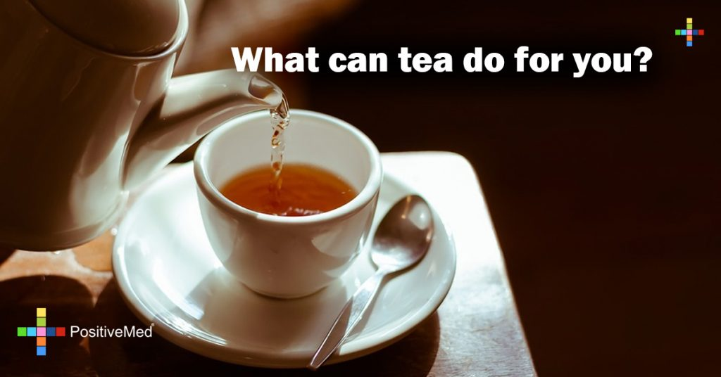 What can tea do for you?