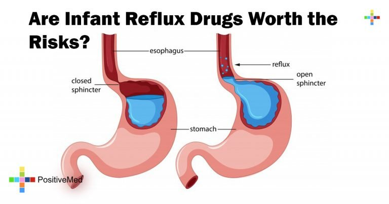 Are Infant Reflux Drugs Worth the Risks?
