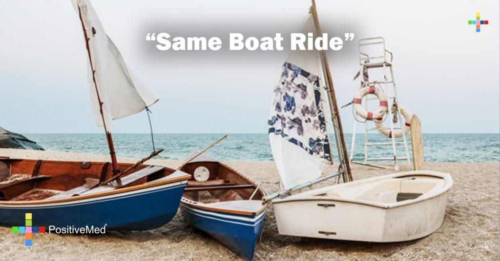 """""""Same Boat Ride"""""""