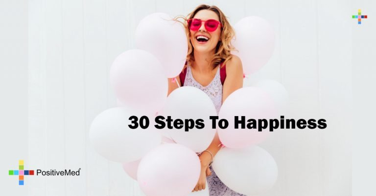 30 Steps To Happiness