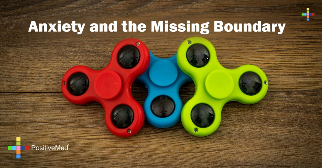 Anxiety and the Missing Boundary