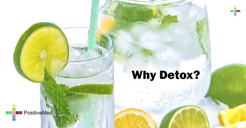 Why Detox?