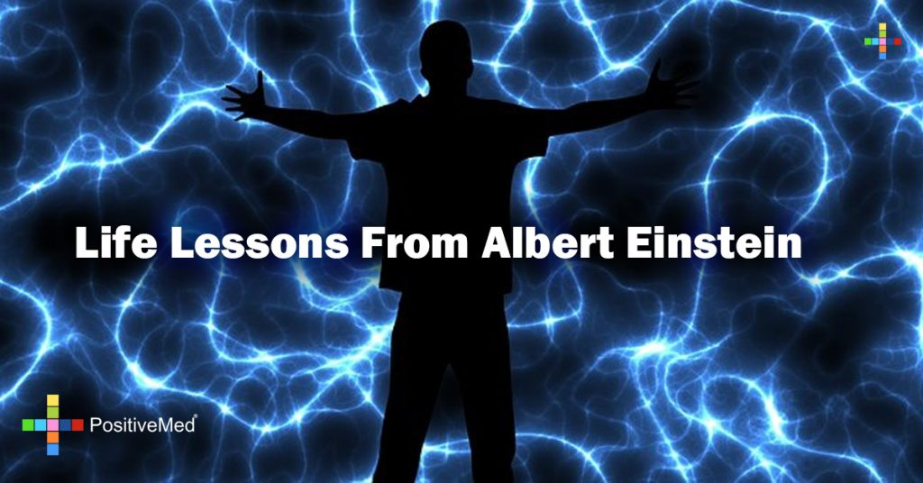 Life Lessons From Albert Einstein