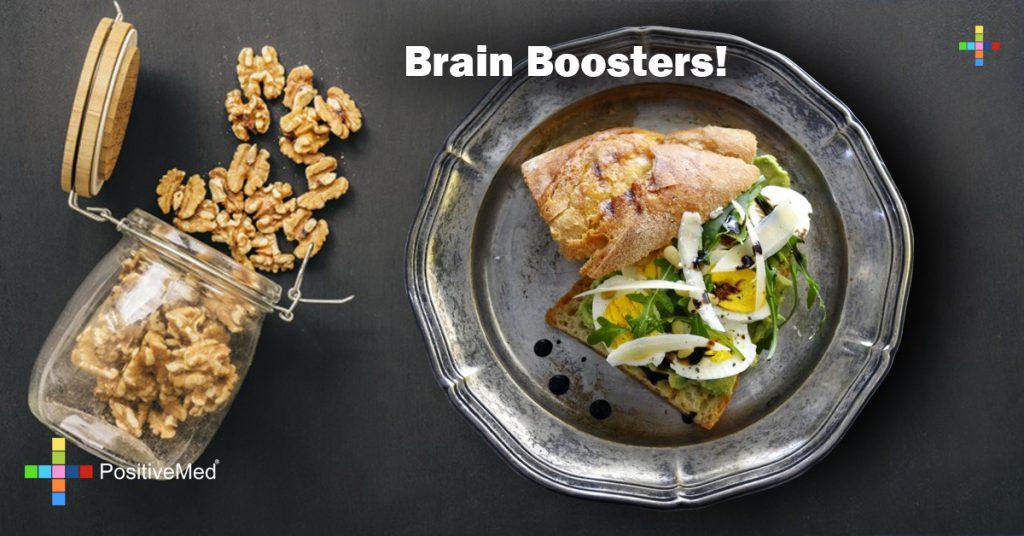 Brain Boosters!