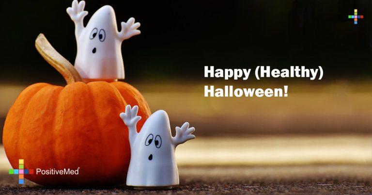 Happy (Healthy) Halloween!