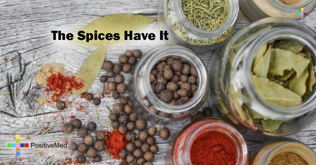 The Spices Have It